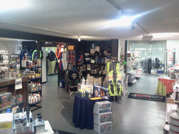 Sioux Falls Amsoil Showroom