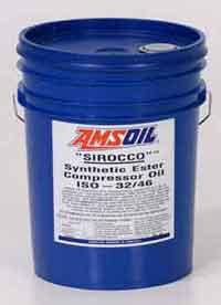 Ester compressor oil