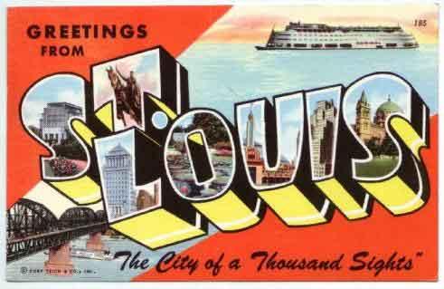 St. Louis Dealer Jim Hunt.