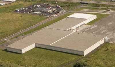 Additional AMSOIL Center - Largest Synthetic Lubricant facility in the world.