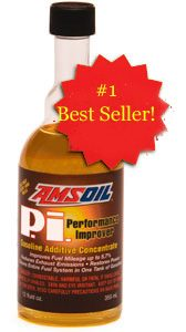 Amsoil Injector cleaner Pi performance improver