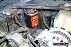 cutlass bypass kit installed