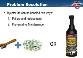 One way or the other, injectors will fail or result in lost economy - you can do something about it.