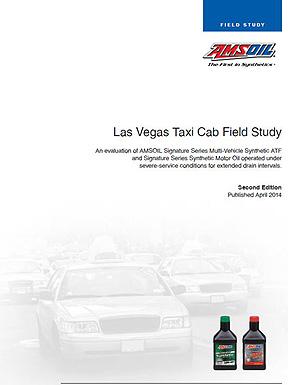 Las Vegas AMSOIL Field Test Study