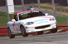 Personal experience with a Miata of our own proves AMSOIL improves performance.
