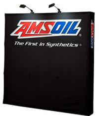 Amsoil trade show opportunity rentals