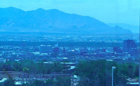 Salt Lake City is the Heart of Utah's Amsoil warehouse system. Thanks for calling!