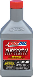 European synthetic motor oil Volkswagen