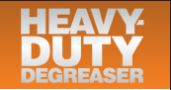 Engine Degreaser organically cleans