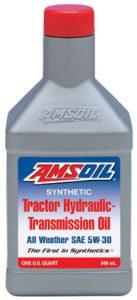 Tractor transmission hydraulic UTTD