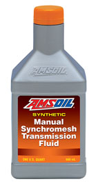Manual Synchromesh Transmission Fluid 5W-30