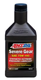 Severe Gear® 75W-140