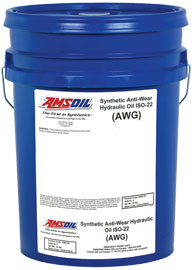 Synthetic Anti-Wear Hydraulic Oil - ISO 22