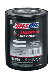 Amsoil bypass oil filter technology
