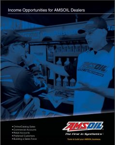Income for AMSOIL Dealers