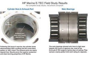 Marine outboard problems solved! AMSOIL HP Marine
