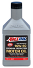 amsoil first oil 10W-40