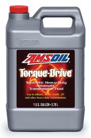 Allison transmission fluid Torque Drive