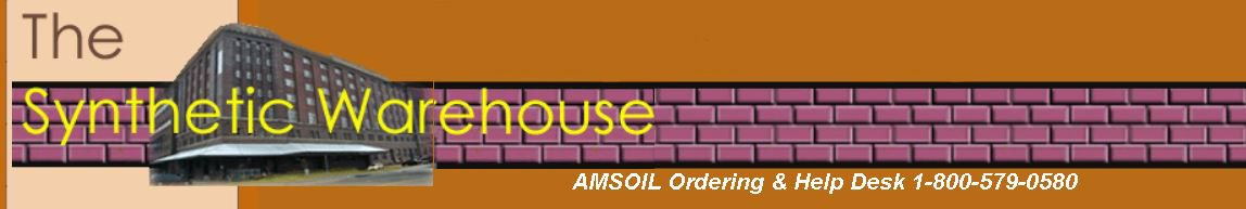 Synthetic Warehouse AMSOIL Dealer