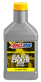 Semi-Synthetic Bar and Chain Oil