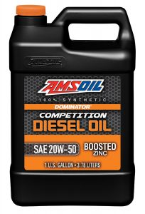 Dominator Diesel Competition oil 20W-50