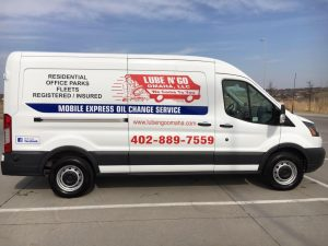 Omaha mobile oil change