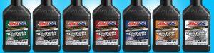 Amsoil signature series motor oils