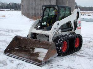 bobcat using amsoil