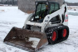 bobcat using amsoil