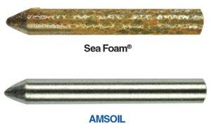 AMSOIL Gasoline Stabilizer provides corrosion protection Sea Foam can't