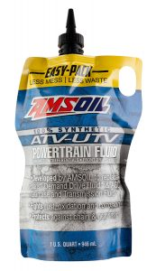 Polaris ATV/UTV Powertrain Fluid for differentials, transmissions, front drive AGL Gearcase and hubs