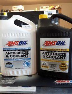 Amsoil Antifreeze for passenger cars