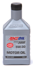 5W-30 100% synthetic diesel and gasoline oil