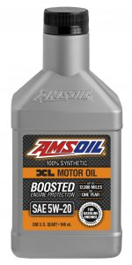 Extended Life 5W-20 Motor Oil Synthetic