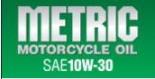 10W-30 Motorcycle Oil