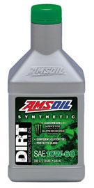10W-60 Synthetic Dirt Bike Oil