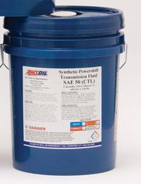 Synthetic Powershift Transmission Fluid SAE 50