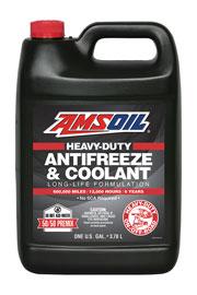 Heavy-Duty Antifreeze & Coolant