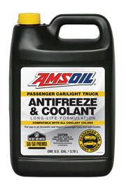 Passenger Car & Light Truck Antifreeze & Coolant