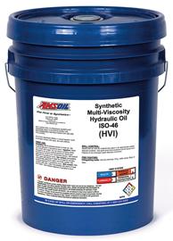 Synthetic Multi-Viscosity Hydraulic Oil - ISO 46
