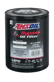 Amsoil bypass oil filter technology