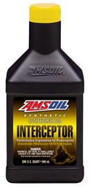 Amsoil Interceptor Snowmobile Oil
