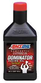 dominator 2-cycle injector oil