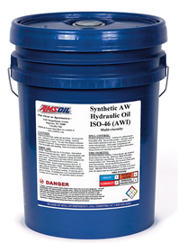 hydraulic oil - ISO 46 synthetic